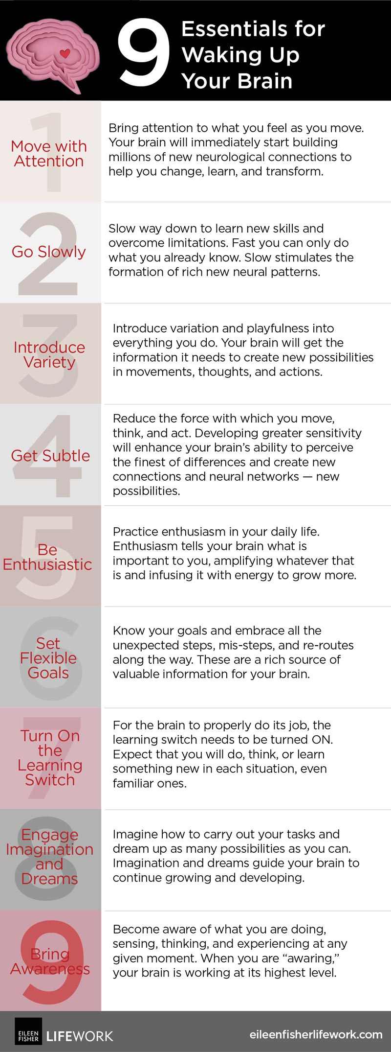 9 Ways To Wake Up Your Brain