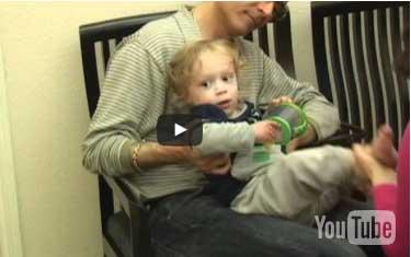 Anat Baniel Neuromovement for Autism